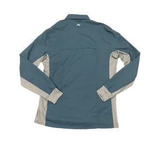 Simms Shirts - Simms Mens Intruder BiComp Long Sleeve Shirt Sz M